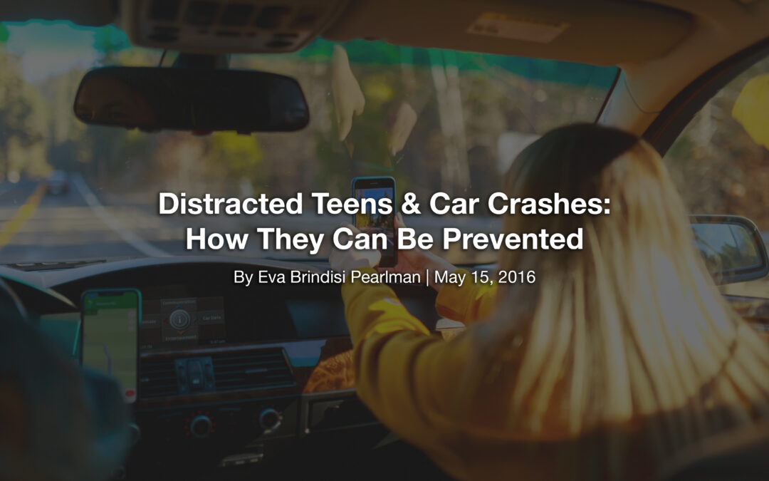 Distracted Teens & Car Crashes: How They Can Be Prevented