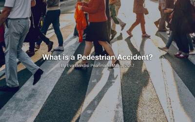 What is a Pedestrian Accident?