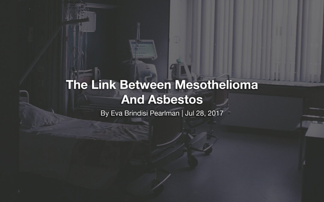The Link Between Mesothelioma And Asbestos