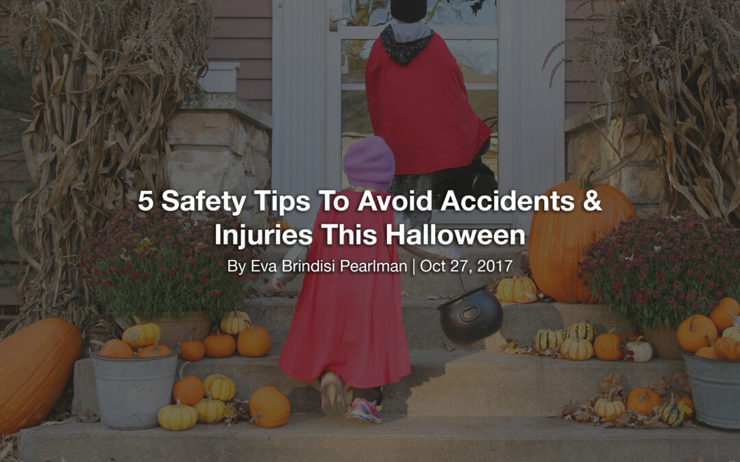5 Safety Tips To Avoid Accidents & Injuries This Halloween