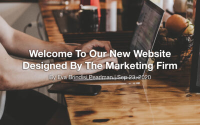 Welcome To Our New Website Designed By The Marketing Firm